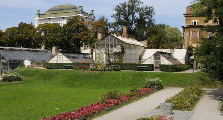 U Botanickom Vrtu Pocinje Obnova Najstarijih Izlozbenih Staklenika
