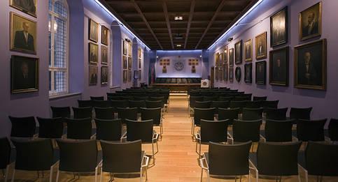aula Rektorata UNIZG
